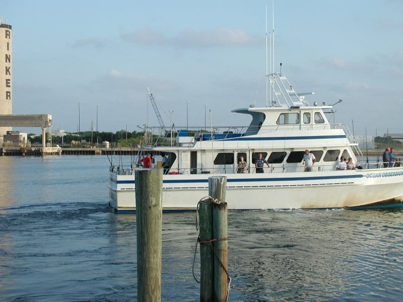 deep sea fishing port canaveral near orlando florida