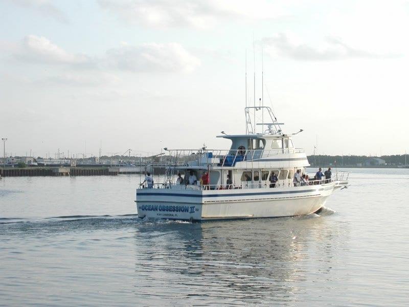 deep sea fishing near orlando florida