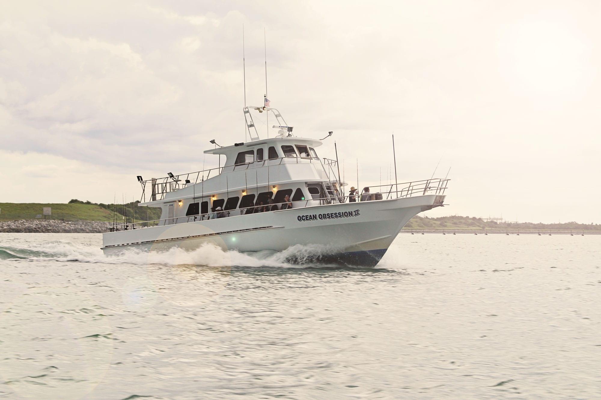 Deep Sea Fishing Port Canaveral Near Orlando Florida Ocean